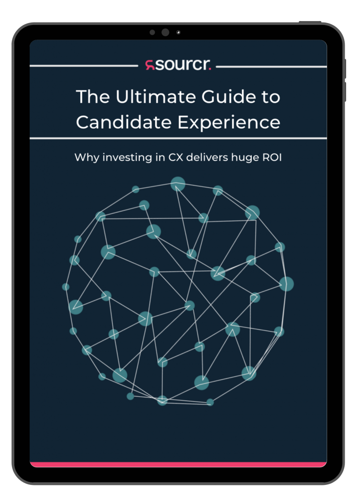 Guide to Customer experience ebook cover